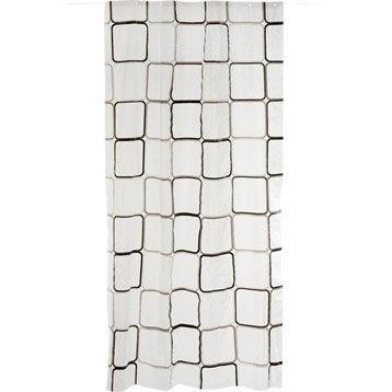 Barre et rideau de douche accessoires et miroir de salle de bains leroy merlin - Barre de douche 120 cm ...