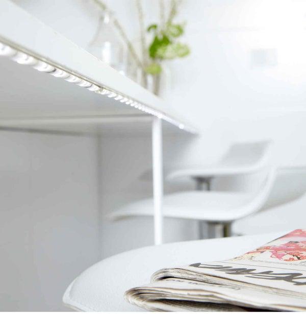 tout savoir sur l 39 clairage dans la cuisine leroy merlin. Black Bedroom Furniture Sets. Home Design Ideas
