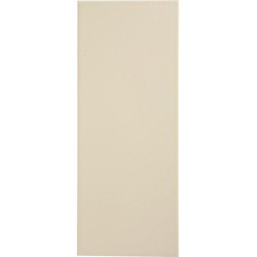 Fa ence mur blanc ivoire n 3 loft x cm leroy merlin - Blanc comme l ivoire ...