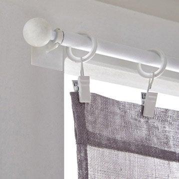 barres rideaux pose sans per age au meilleur prix leroy merlin. Black Bedroom Furniture Sets. Home Design Ideas
