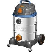 Aspirateur eau et poussières DEXTER Vq1530Siwdc, 17 kPa, 30 l