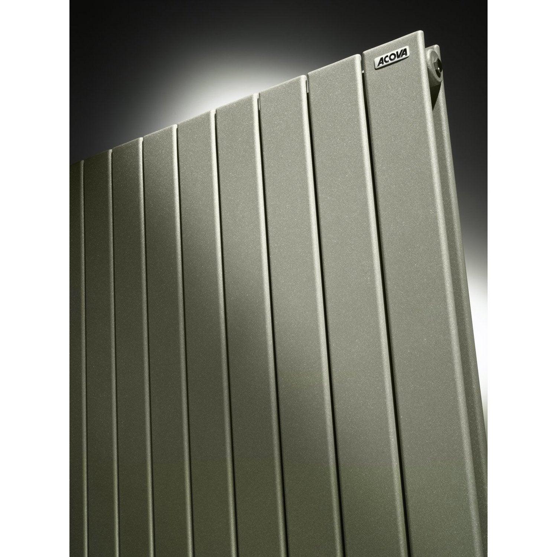 radiateur chauffage central acova lina double couleur l592 cm 1800 w - Acova Radiateur Salle De Bain