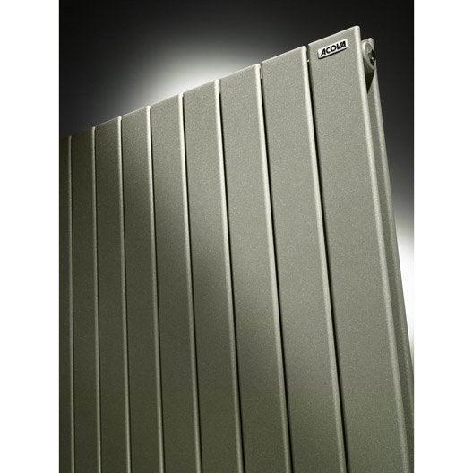 radiateur chauffage central acova lina double couleur cm 1800 w leroy merlin. Black Bedroom Furniture Sets. Home Design Ideas