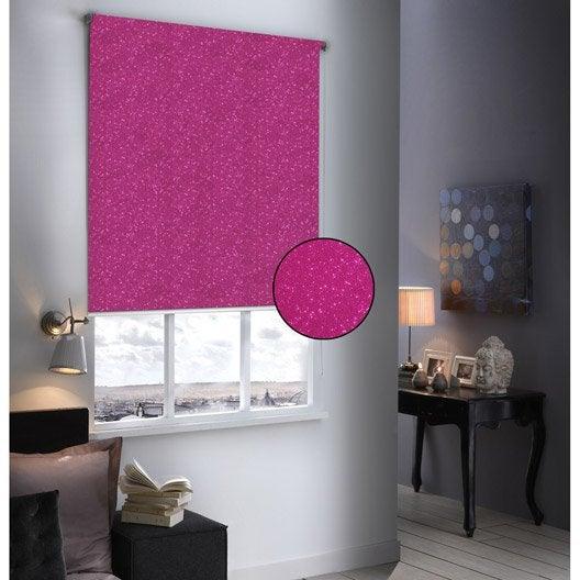 store enrouleur occultant paillettes rose paillet. Black Bedroom Furniture Sets. Home Design Ideas