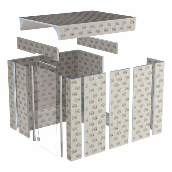 tout savoir sur le hammam leroy merlin. Black Bedroom Furniture Sets. Home Design Ideas