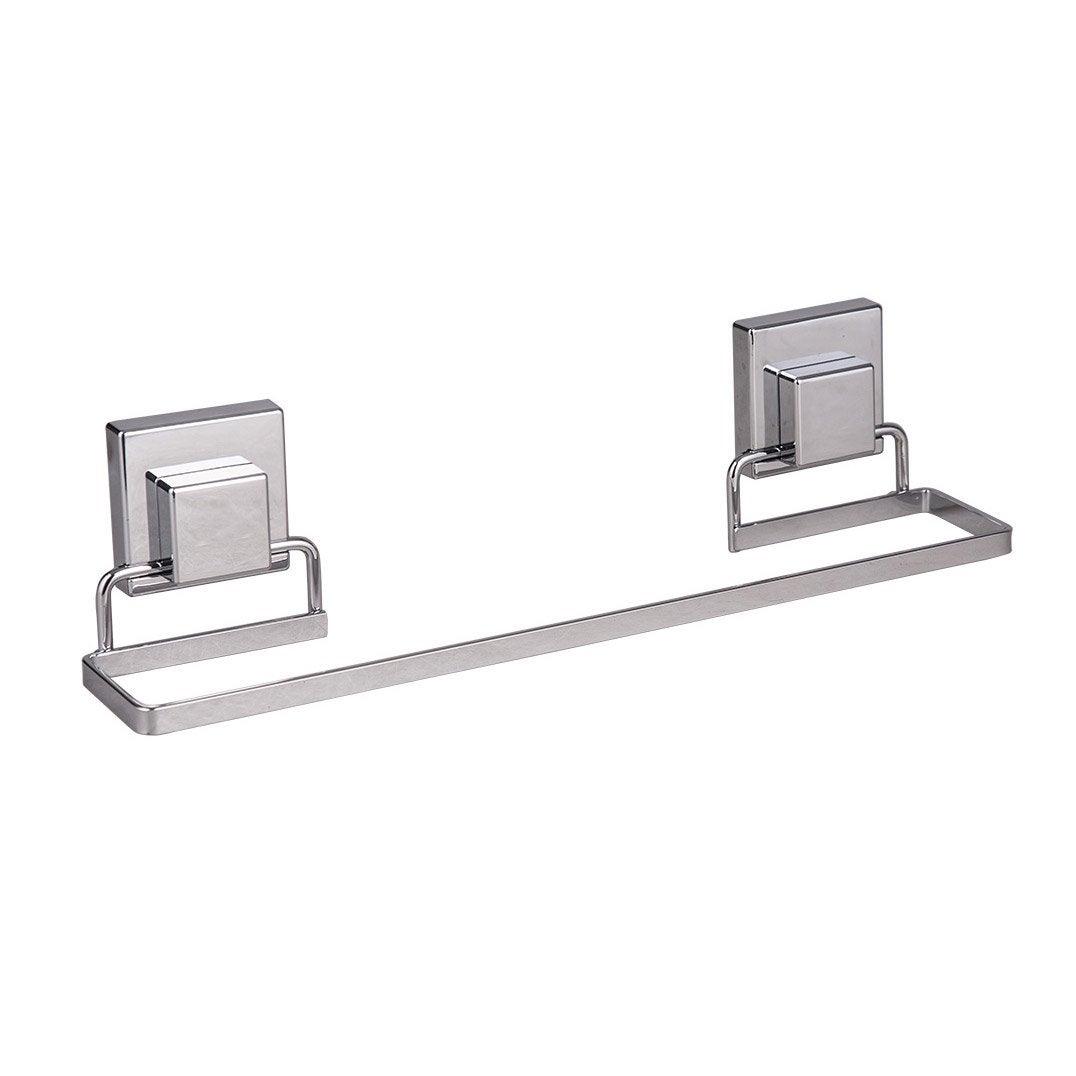 Porte-serviettes Acier 1 Barre Fixe Smart Lock