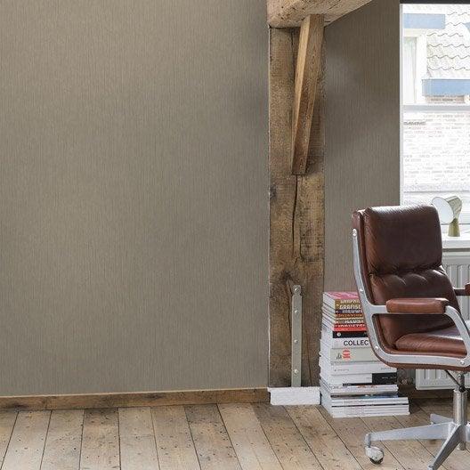 Comment tapisser avec du papier peint intiss leroy merlin - Comment poser du papier intisse ...