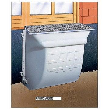 Cours anglaise composite fibre de verre l.40 x L.80 cm MEA
