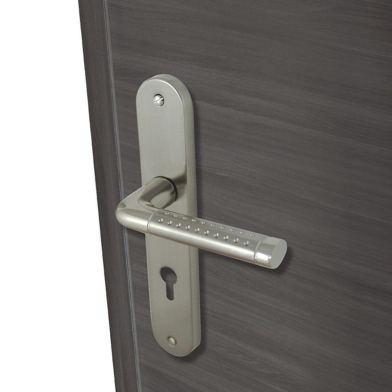 changer le barillet d une serrure finest great poigne de porte tolbiac trou de cylindre zamak. Black Bedroom Furniture Sets. Home Design Ideas