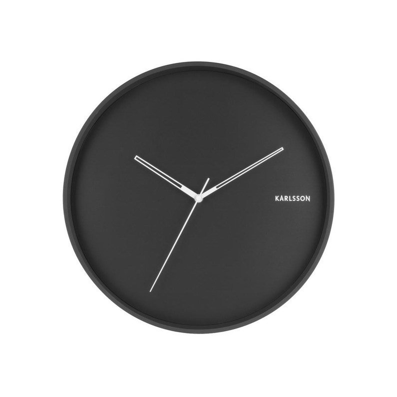 Horloge Métal Hue Ronde Karlsson Diam40 Cm