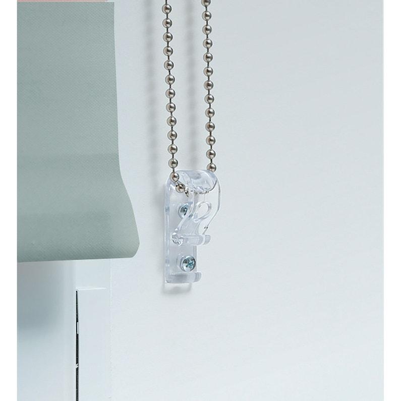 Attache Cordon Standard Transparent Pour Store Enrouleur