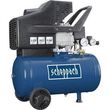 Compresseur de loisirs SCHEPPACH HC 24, 24L 2 cv