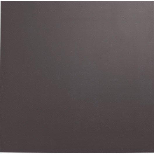 Carrelage sol et mur noir quartz effet b ton celest for Carrelage quartz