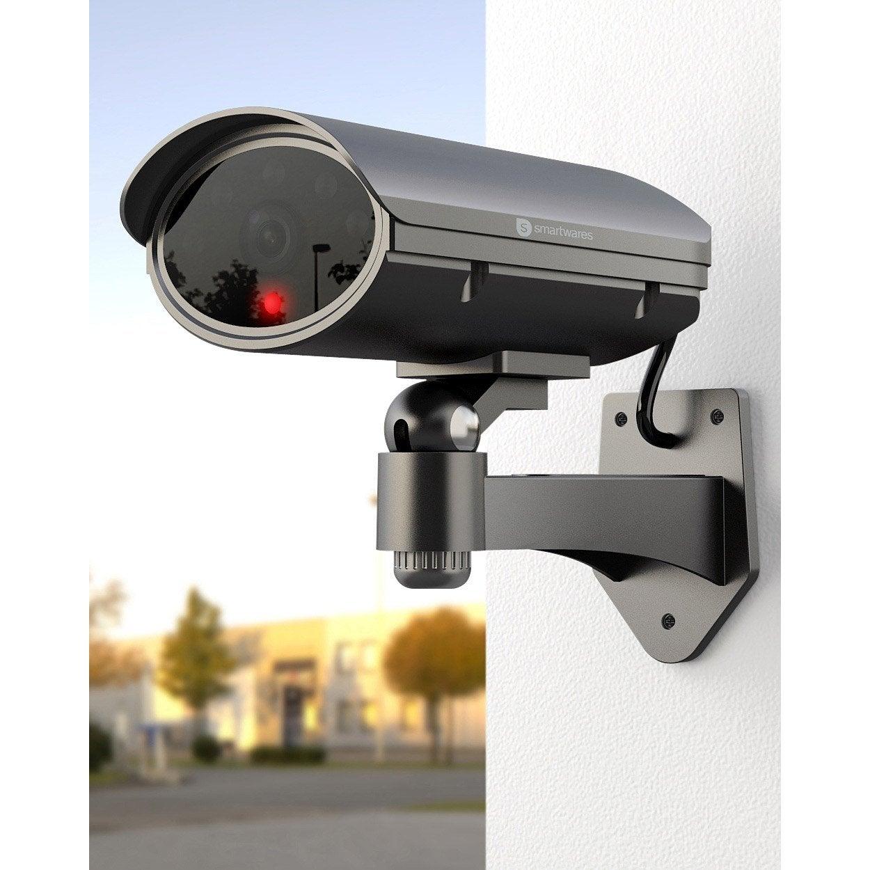 Caméra Factice Motorisée Smartwares Cs90d