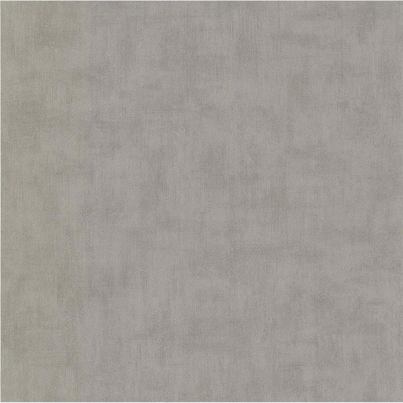 Papier Peint Expanse Uni Feuille Gris Leroy Merlin