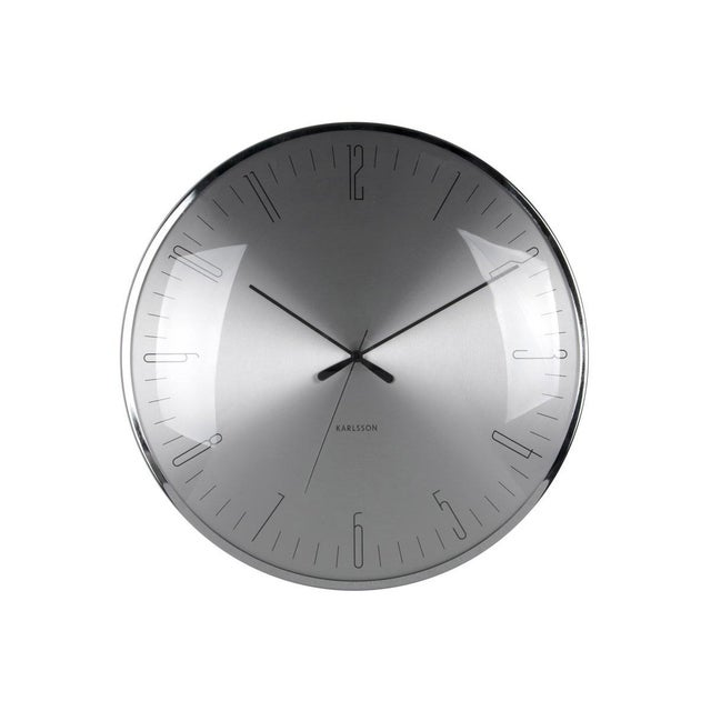 Horloge Dragonfly Ronde Alu Karlsson L40 X H40 Cm
