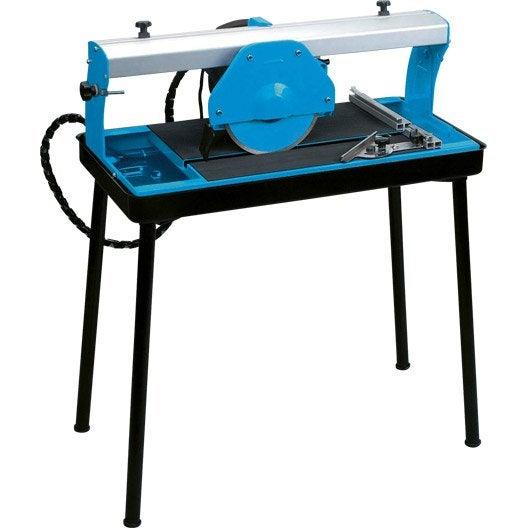 coupe carreaux 233 lectrique prci 800 watts 620 mm leroy merlin