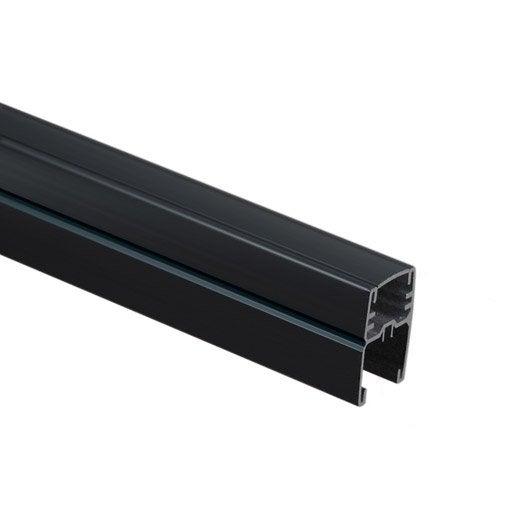 profil de finition aluminium en h gris clair x. Black Bedroom Furniture Sets. Home Design Ideas