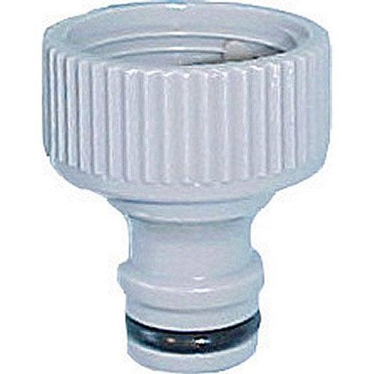 Nez de robinet automatique aquaflow leroy merlin - Nez de robinet ...