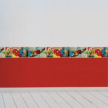 Frise vinyle adhésive Marvel L.5 m x l.15 cm