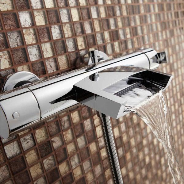 depot g robinet salle de bain brico bien choisir son mitigeur thermostatique leroy merlin - Robinet Salle De Bain Brico Depot