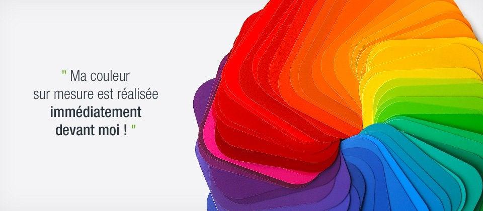 L 39 atelier des couleurs leroy merlin - Choix des couleurs de peinture ...