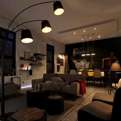bien clairer sa maison leroy merlin. Black Bedroom Furniture Sets. Home Design Ideas