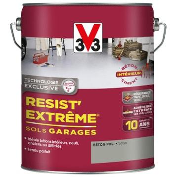peinture sol ext rieur et garage peinture sur b ton parking au meilleur prix leroy merlin. Black Bedroom Furniture Sets. Home Design Ideas