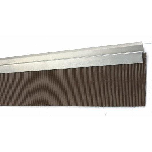 solin mastic bavette lmc virano brun mm x l 2 m leroy merlin. Black Bedroom Furniture Sets. Home Design Ideas