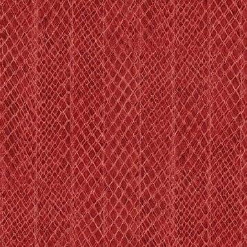 Papier peint intissé rouge