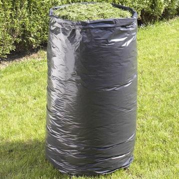 balai exterieur sac composteur nettoyage jardin au. Black Bedroom Furniture Sets. Home Design Ideas