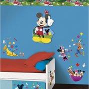 Sticker Mickey 70 cm x 25 cm