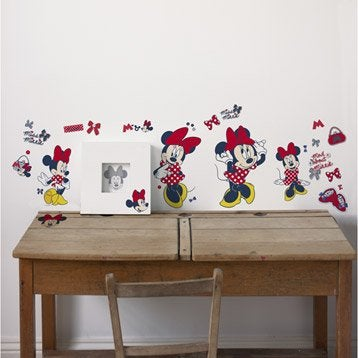 Sticker Minnie 70 cm x 25 cm