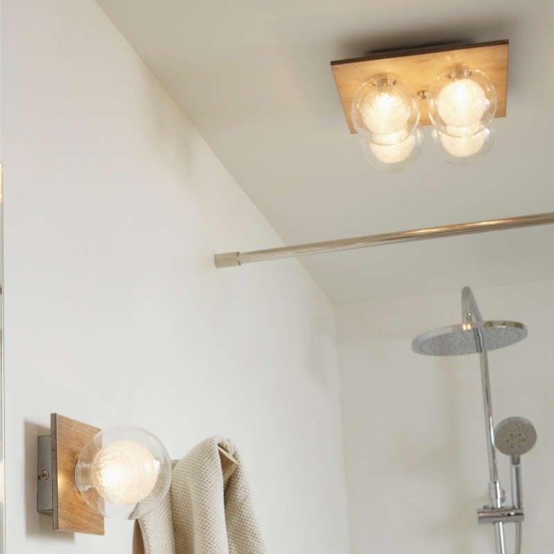 lumiere salle de bain awesome miroir salle de bain led. Black Bedroom Furniture Sets. Home Design Ideas