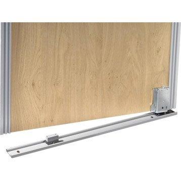 Rails et accessoires pour porte de placard au meilleur - Accessoire porte placard coulissante ...