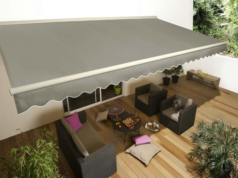 r glage d 39 un store banne par leroy merlin leroy merlin. Black Bedroom Furniture Sets. Home Design Ideas