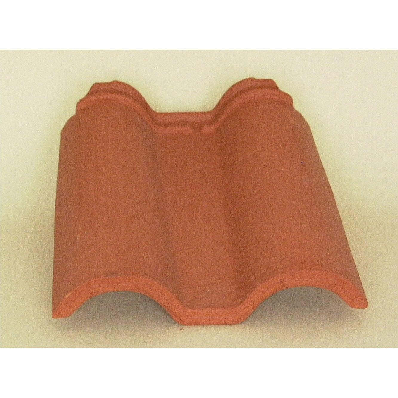 tuile double mosso rouge romane leroy merlin. Black Bedroom Furniture Sets. Home Design Ideas