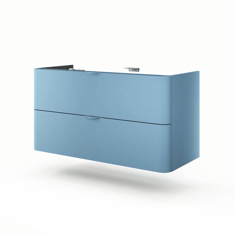 meuble sous vasque x x cm neo shine leroy merlin. Black Bedroom Furniture Sets. Home Design Ideas