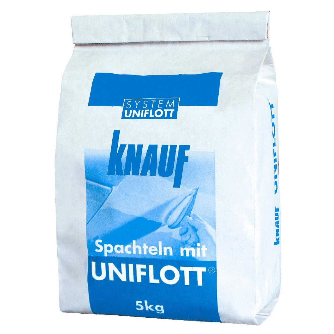Enduit Pour Bande A Joint Knauf Uniflott 5 Kg En Poudre Pour Interieur Leroy Merlin