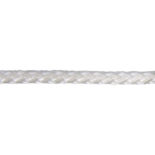 corde tress e en polypropyl ne diam 8 mm 80 m leroy merlin. Black Bedroom Furniture Sets. Home Design Ideas