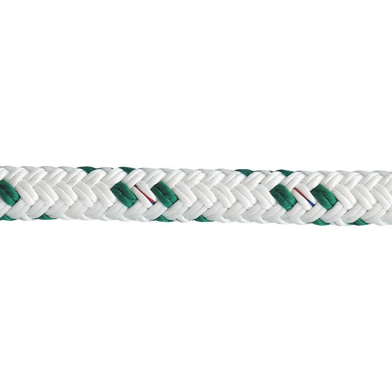 Corde Tressée En Polyester Diam 8 Mm