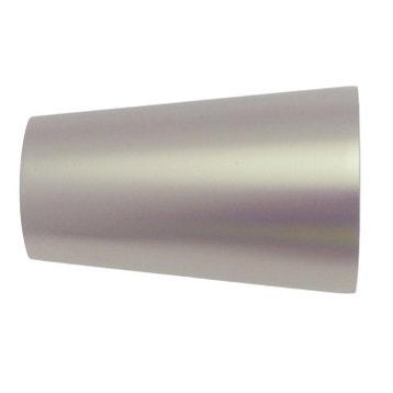 Embout INSPIRE Nickel Mat Pour Tringle Rideau Diam28 Mm