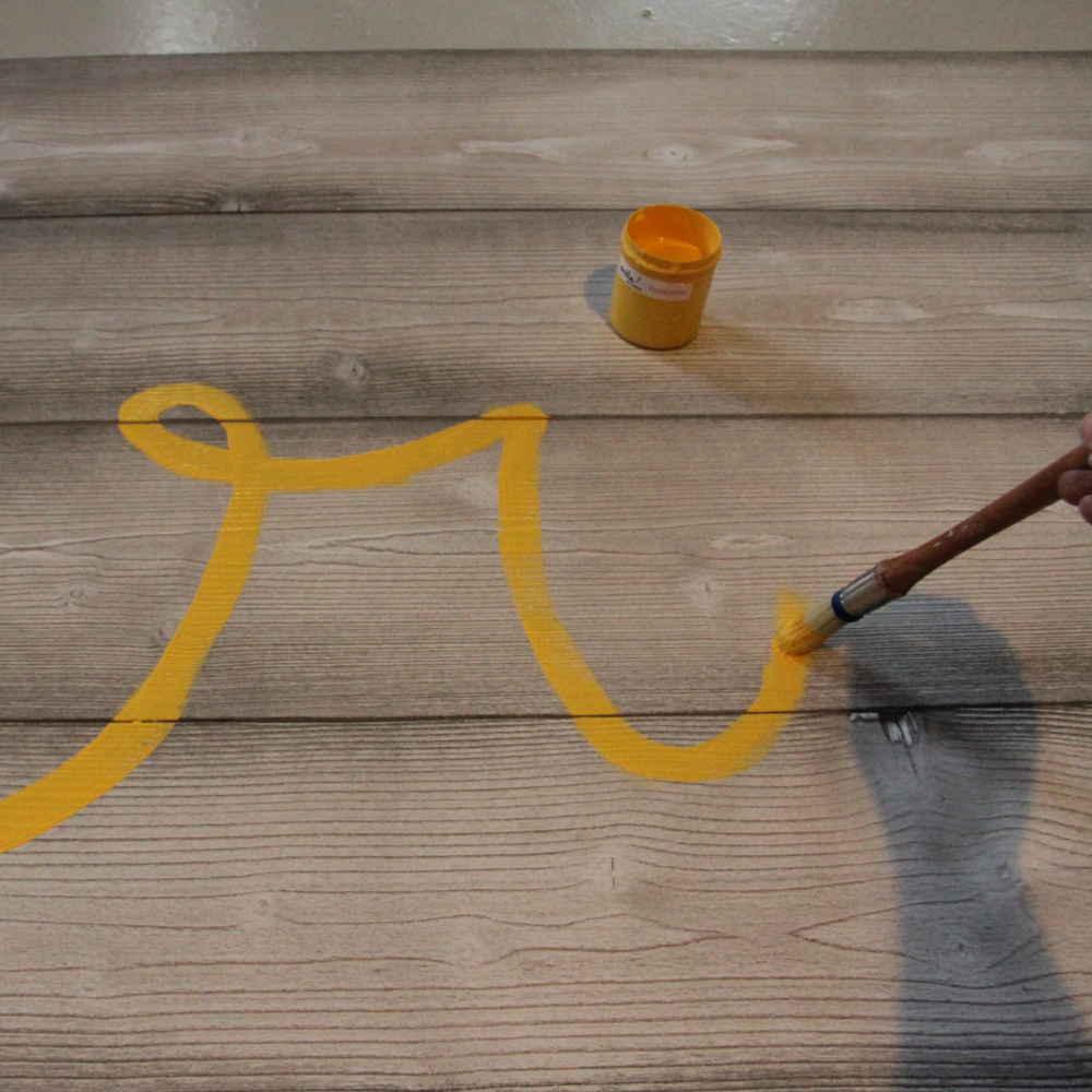 R aliser sa t te de lit en lambris leroy merlin - Tete de lit en bois brut a peindre ...