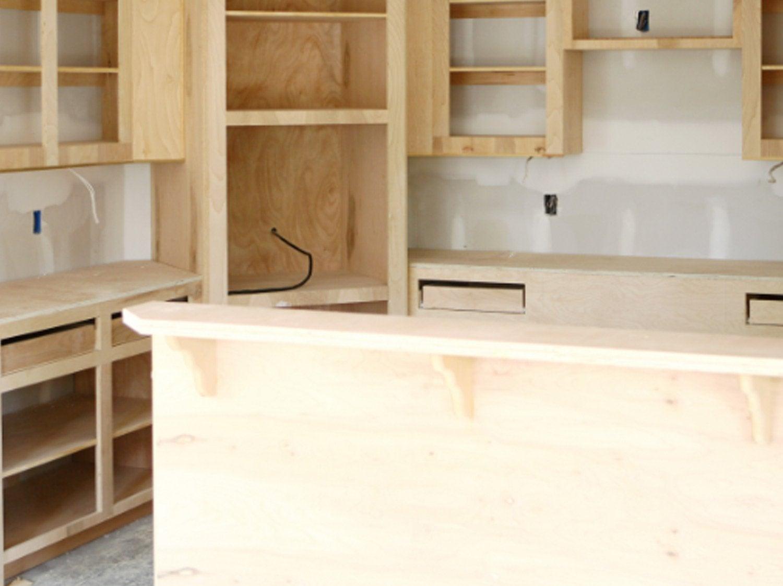Comment construire un bar de cuisine ?