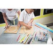 Atelier enfant : jouer avec les bases de l'architecture