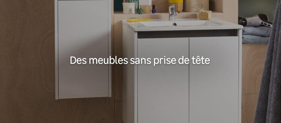 meubles de salle de bains conomiques - Armoire De Salle De Bain Pas Cher