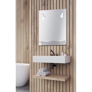 Miroir de salle de bains - Accessoires et miroirs de salle de bains ...