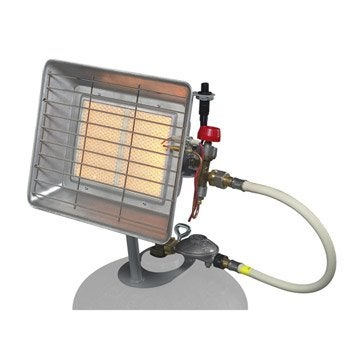 Chauffage gaz brasero infrarouge ENO Pro pr4213, 4.2 kW