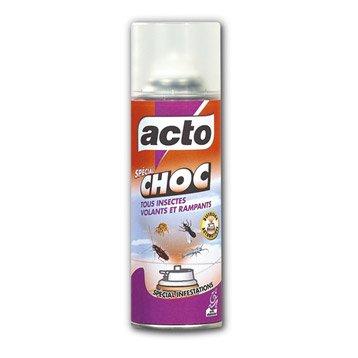 Diffuseur antirampants et volants ACTO, 200ml