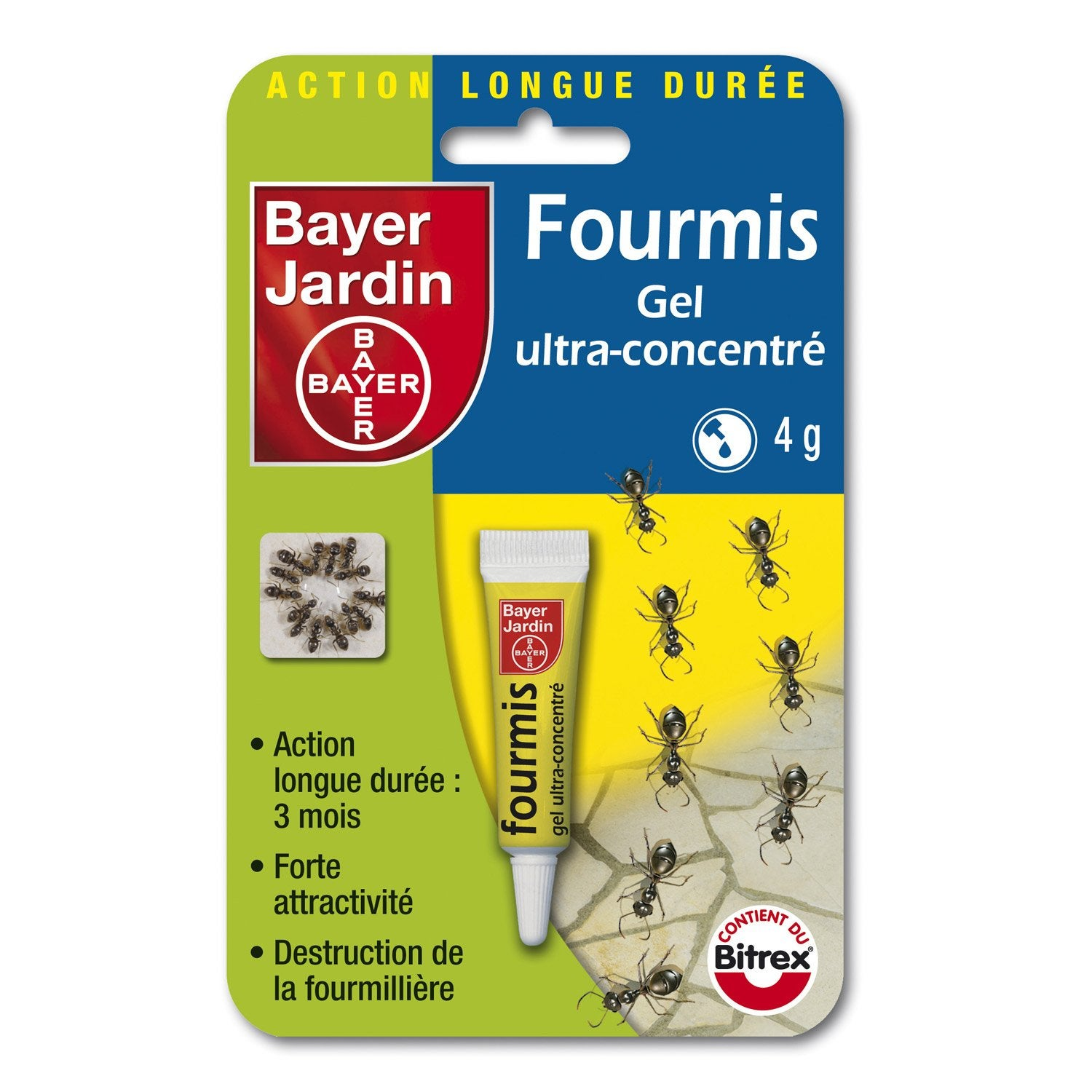 Recharge Antifourmis Bayer 4g Leroy Merlin